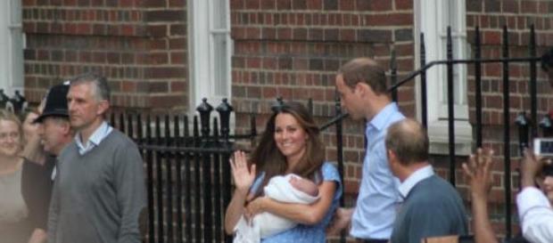 Charlotte terá nascido dias antes do anúncio?
