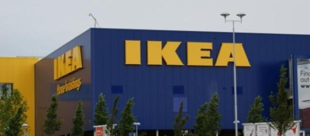 In foto: una tipica sede dell'Ikea