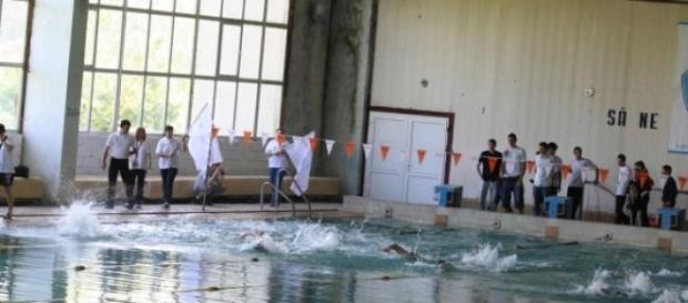 Maratonul celor 24 de ore de înot
