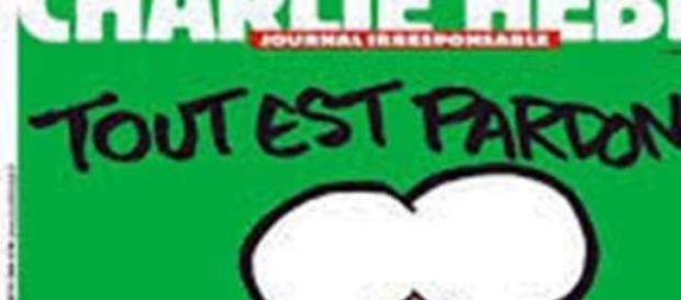 """Okładka satyrycznego tygodnika """"Charlie Hebdo"""""""