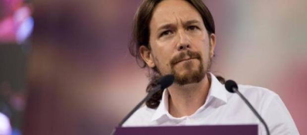 Pablo iglesias ha reaparecido para liderar Podemos
