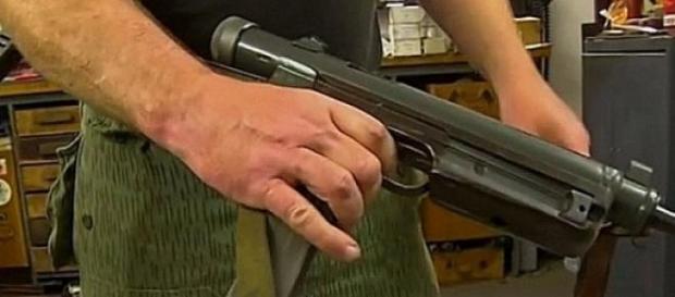 Pistolet maszynowy produkcji byłej Czechosłowacji