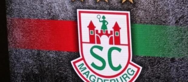 SC Magdeburg fightet um den DHB Pokal 2014/15.