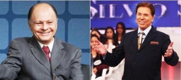 Silvio Santos e Edir Macedo marcam conversa