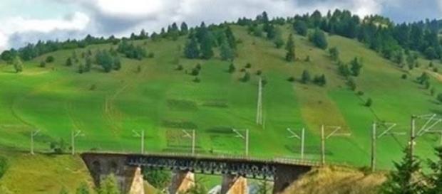 Valea Trotuşului, un loc minunat din România