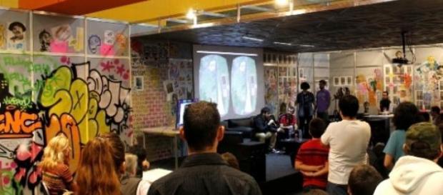 Zona Futuro en la Feria del Libro