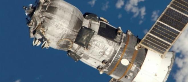 Nave espacial russa cai na Terra até ao fim da semana