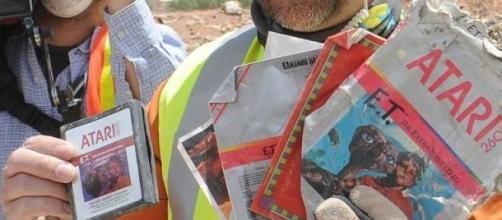 Atari enterró cartuchos de E.T 32 años atrás