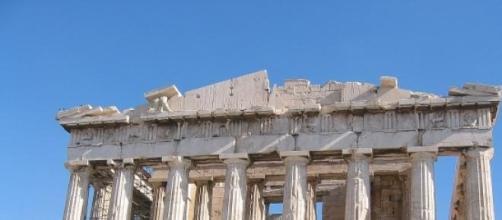 Atene. Il Partenone, simbolo della Grecia