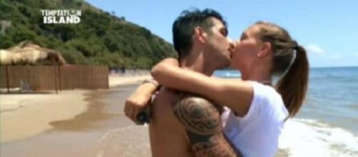 Cristian e Tara a Temptation Island