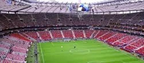 Estadio de Fútbol de la Champions League