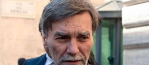Il Ministro delle Infrastrutture, Graziano Delrio