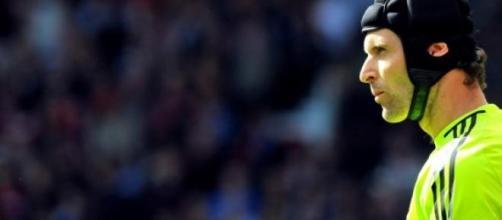 Petr Cech est en fin de contrat.