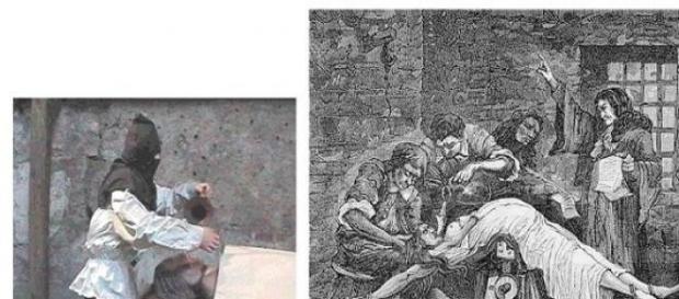 A Inquisição tirou a vida a muitos judeus