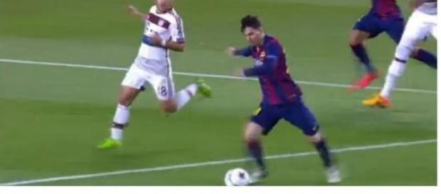 El Bayern no pudo contra Messi