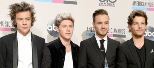 El nuevo cuarteto One Direction.
