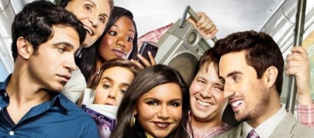 Elenco de 'The Mindy Project'