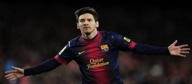 La magia de Messi noquea a los de Guardiola