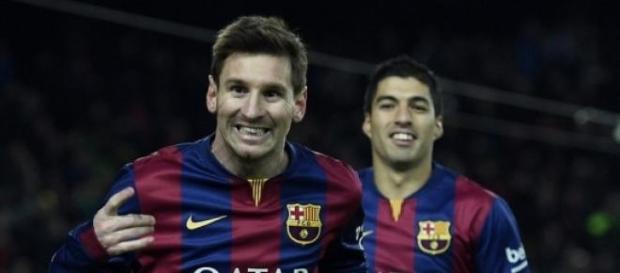 Messi azota por partida doble al Bayern de Pep