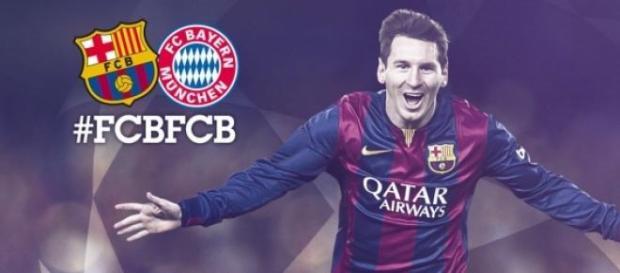 Messi, gwiazda wieczoru na Camp Nou