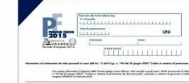 Unico 2015 scadenze e nozioni per una corretta compilazione della dichiarazione - Finestre pensione 2015 ...