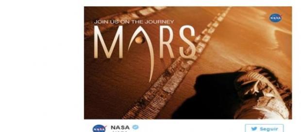 NASA prepara el viaje a Marte