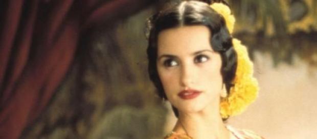 Penélope Cruz en 'La niña de tus ojos'