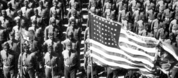 Soldati americani nella Seconda Guerra Mondiale