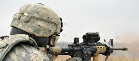 300 soldats américains ont été déployés en Ukraine