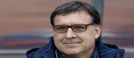 Tata Martino. Técnico de la Selección argentina