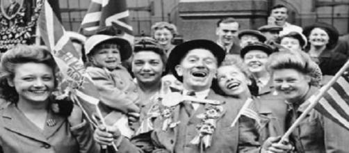 70 aniversario del fin de la 2ªGM