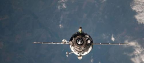 A nave russa encontra-se já no oceano Pacífico