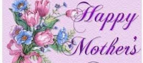 Auguri Festa della Mamma.