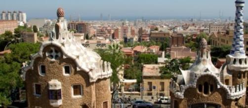 Barcelona, cidade espanhola.
