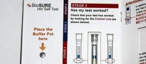 Bio Sure VIH Self Test ya salio a la venta
