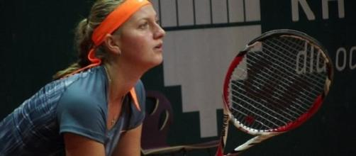 Kvitova knocked out Serena in Madrid in the semis