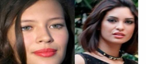 Michelle Carvalho discute con Pilar Moraga