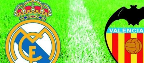 Real Madrid y Valencia se miden por la jornada 36