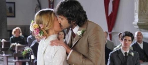 Rita e Anibal si sposano, Isidro soffre