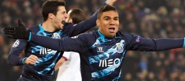 Casemiro é peça fundamental na equipa do FC Porto.