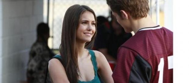 Elena Gilbert in der 1. Staffel.