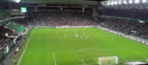 Geoffroy-Guichard va pousser derrière les Verts