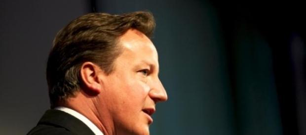 Il Premier David Cameron.