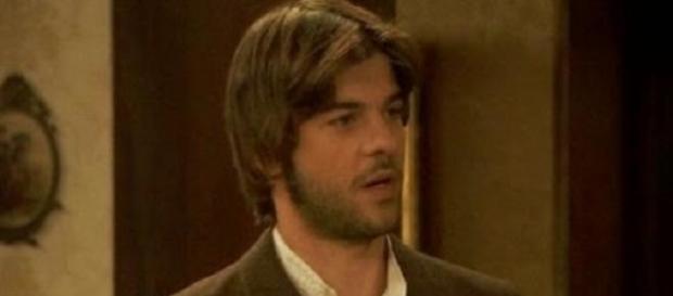 Il Segreto: Gonzalo abbandona l'abito talare.