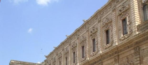 Lecce, Palazzo dei Celestini