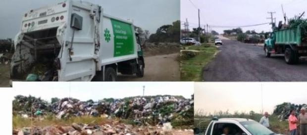 Los diferentes trabajos de los municipales