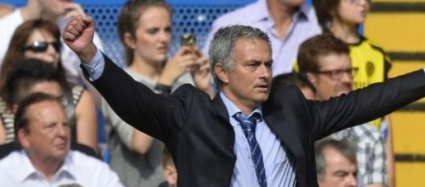 Mourinho quer vencer a Champions pelo Chelsea
