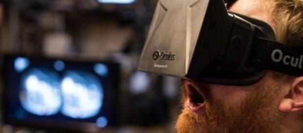 Oculus Rift te lasă cu gura căscată la propriu