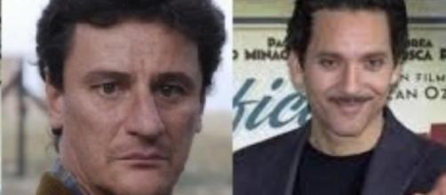 Beppe Fiorello e Giorgio Tirabassi