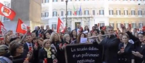 Contro lo sciopero del 5 maggio, #iononsciopero.
